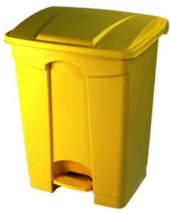 Coloured Step On Container - 68 Litre