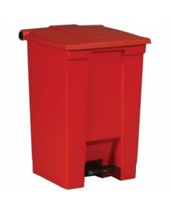 Rubbermaid Coloured Step On Container - 87 Litre
