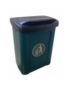 Titus Outdoor Litter Bin - 25 Litre