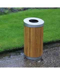 Wyatt Timber Bin - 50 Litre